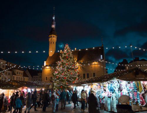 Tallinna Raekoja plats (Jõulud 2017)
