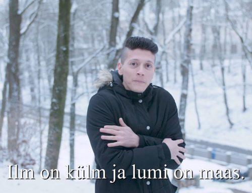Eesti keele õppevideo: Sissejuhatus
