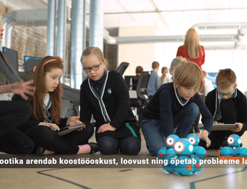 Haridusministeeriumi mainevideo