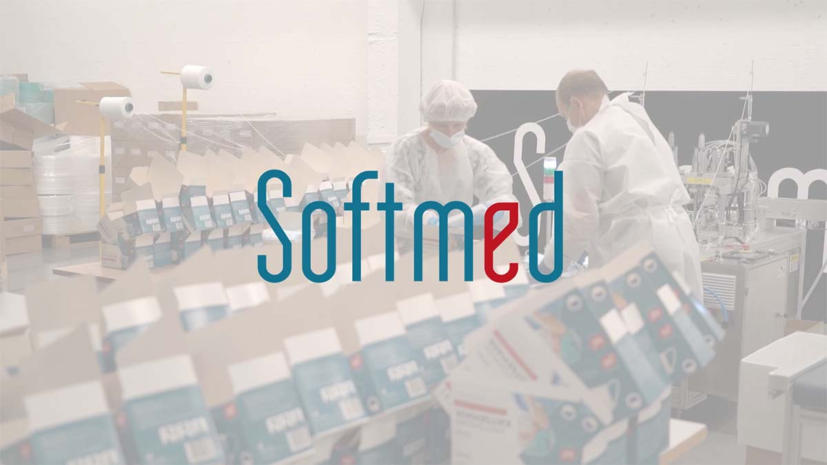 softmed reklaamvideo