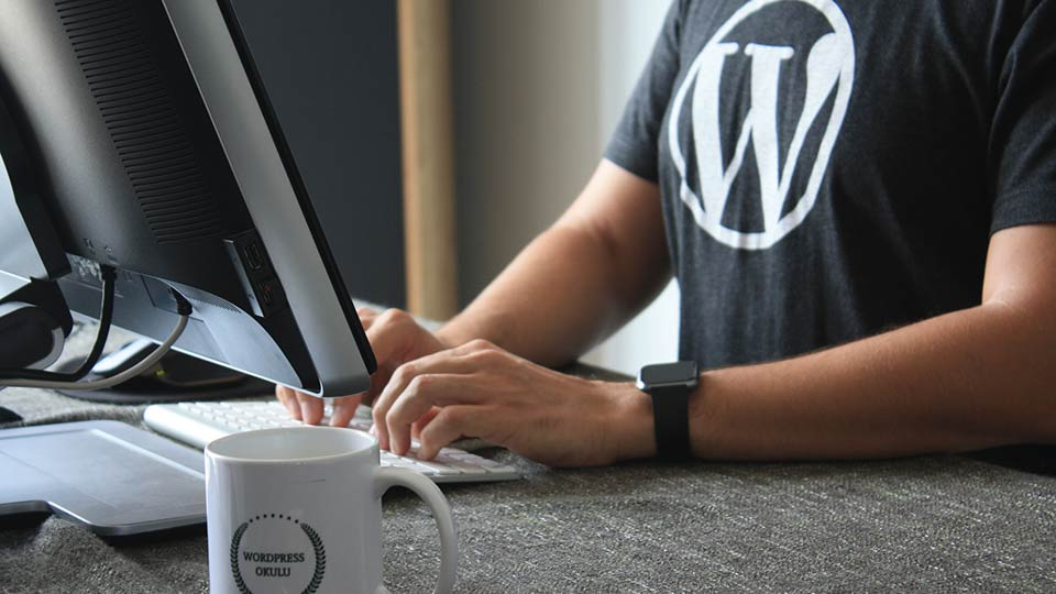 wordpress kodulehe tegemine